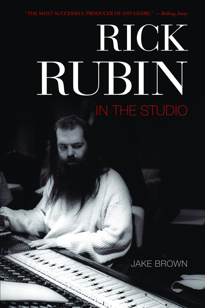 Ecw press a canadian indie book publisher publishing curiously rick rubin in the studio ecw press fandeluxe Choice Image