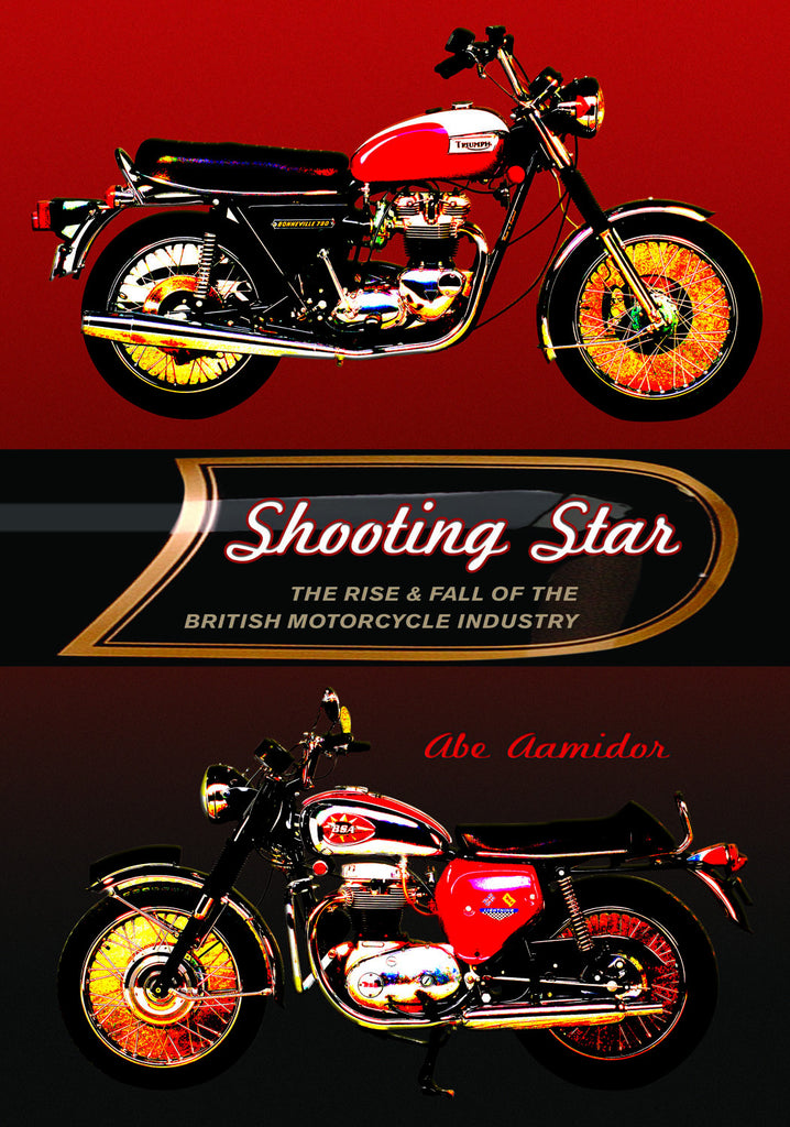 Shooting Star: The Rise & Fall of the British Motorcycle Industry - ECW Press