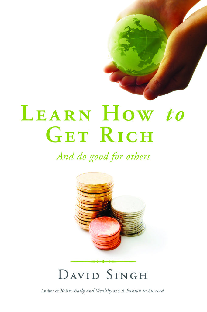Learn How To Get Rich and Do Good For Others - ECW Press