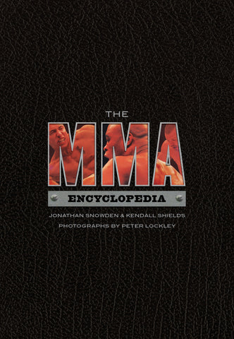 The MMA Encyclopedia - ECW Press