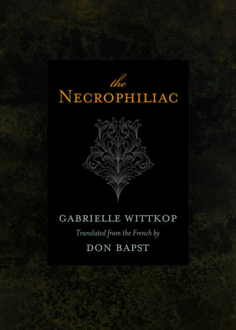 The Necrophiliac - ECW Press