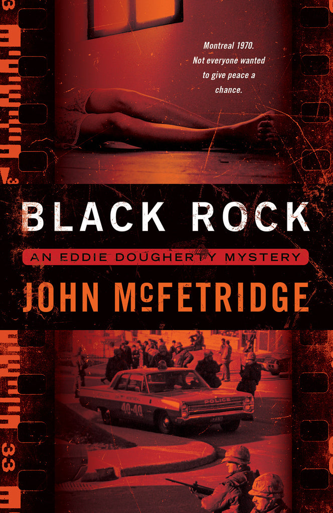 Black Rock: An Eddie Dougherty Mystery - ECW Press
