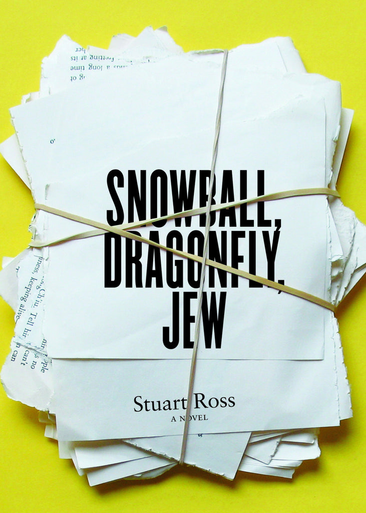 Snowball, Dragonfly, Jew - ECW Press