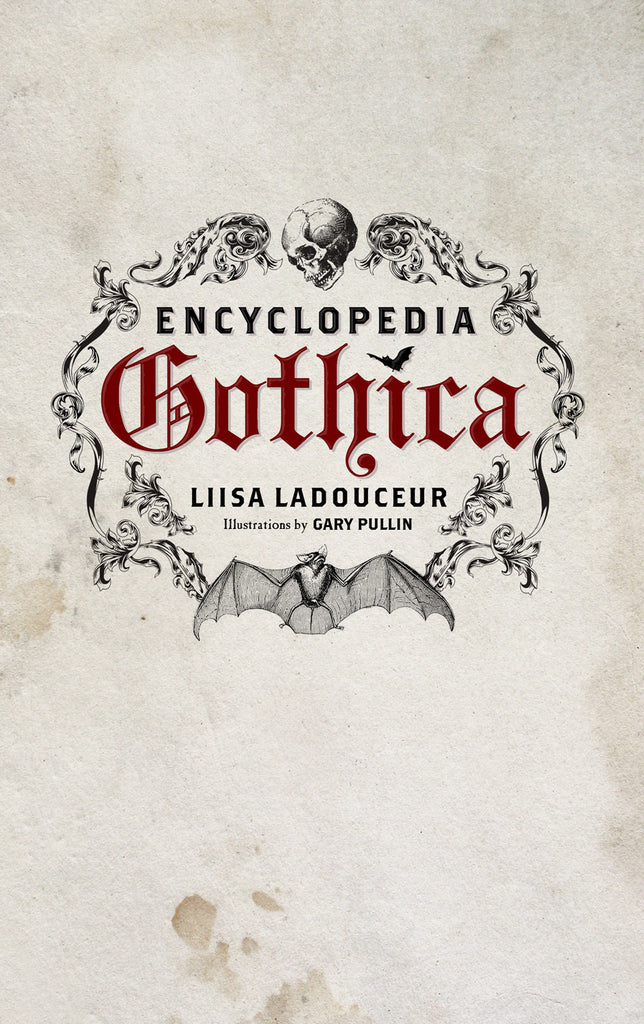 Encyclopedia Gothica - ECW Press