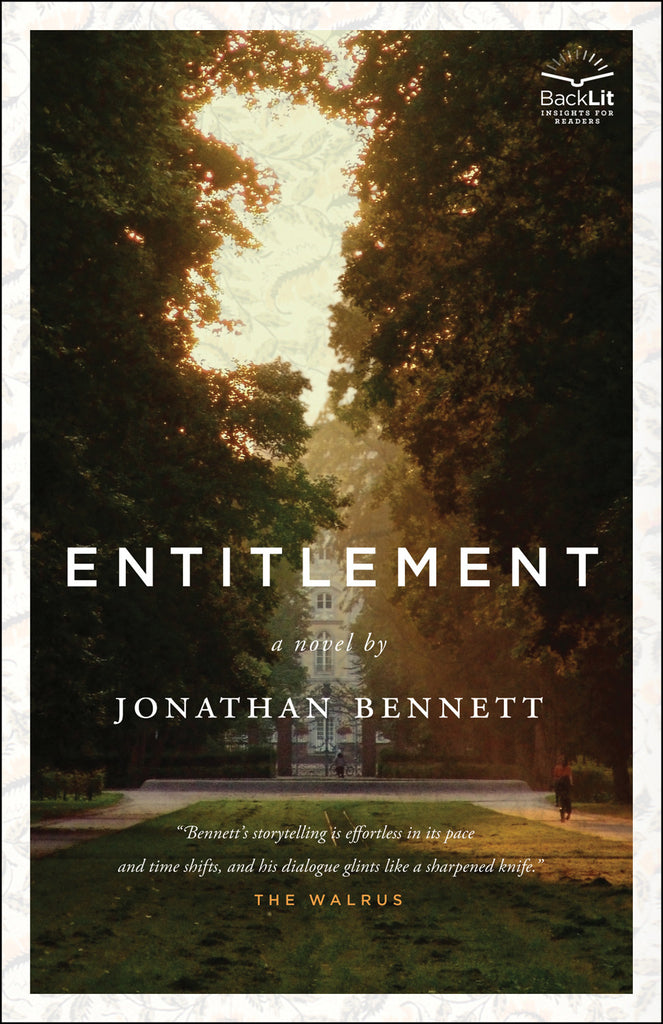 Entitlement - ECW Press