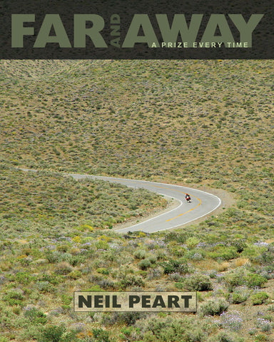 Far and Away: A Prize Every Time by Neil Peart, ECW Press