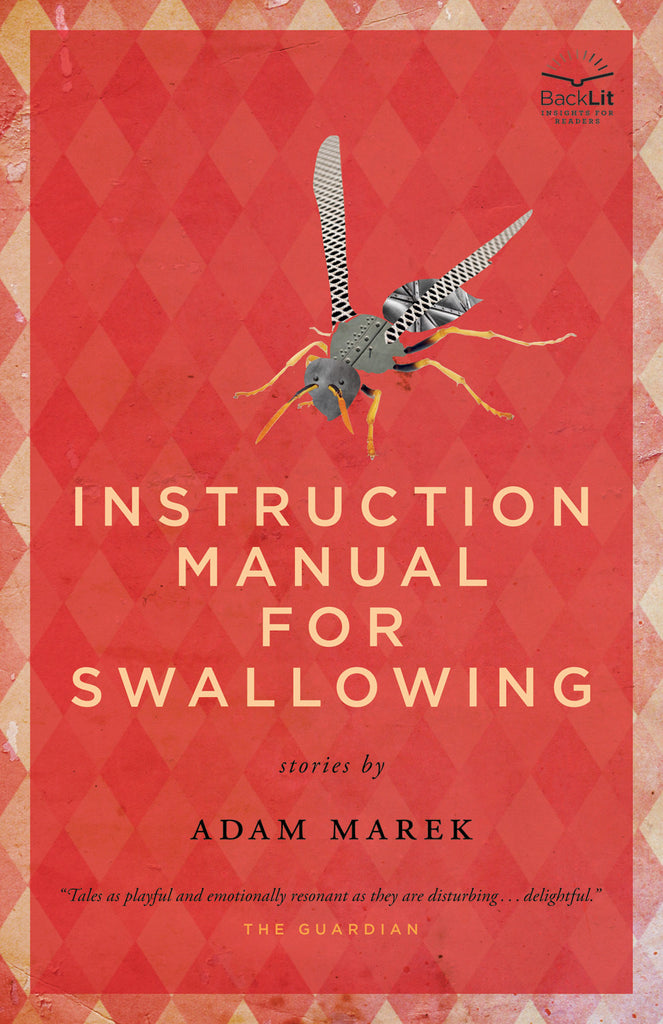 Instruction Manual for Swallowing - ECW Press