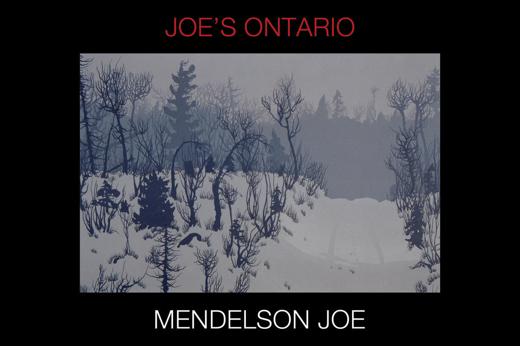 Joe's Ontario - ECW Press