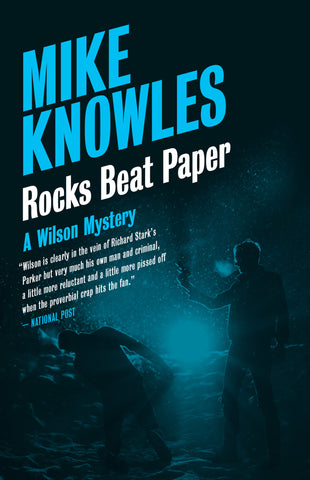 Rocks Beat Paper: A Wilson Mystery - ECW Press