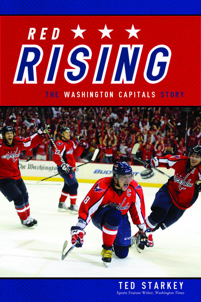 Red Rising: The Washington Capitals Story - ECW Press