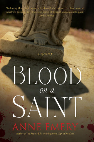 Blood on a Saint: A Mystery - ECW Press  - 1