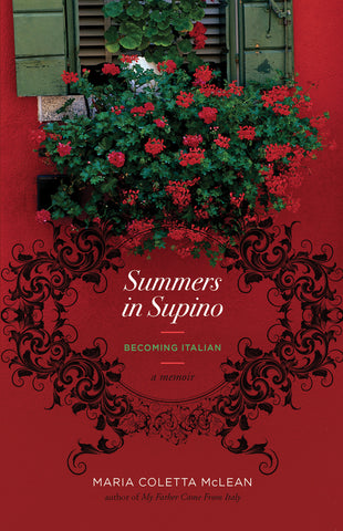 Summers in Supino: Becoming Italian - ECW Press