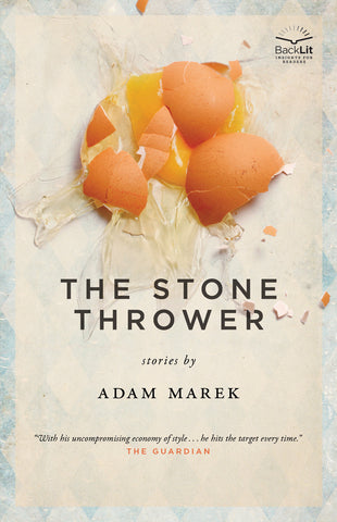 The Stone Thrower - ECW Press