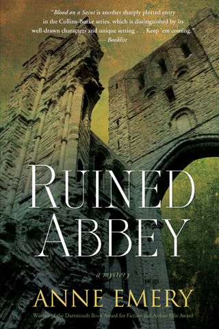 Ruined Abbey: A Collins-Burke Mystery - ECW Press