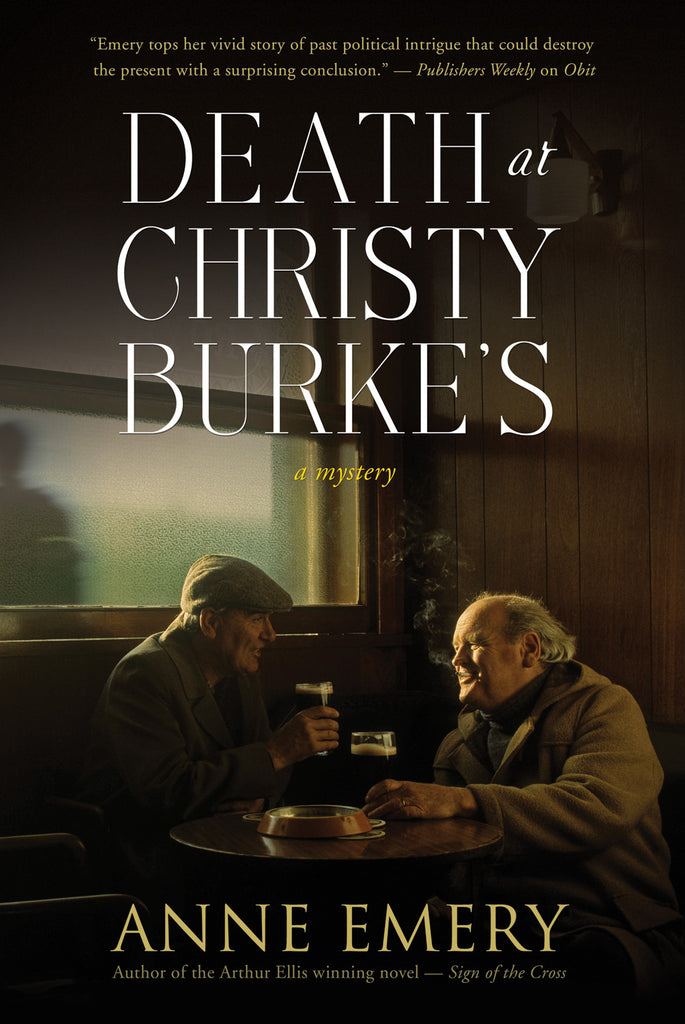 Death at Christy Burke's: A Mystery - ECW Press