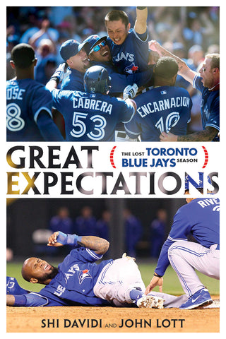 Great Expectations: The Lost Toronto Blue Jays Season - ECW Press