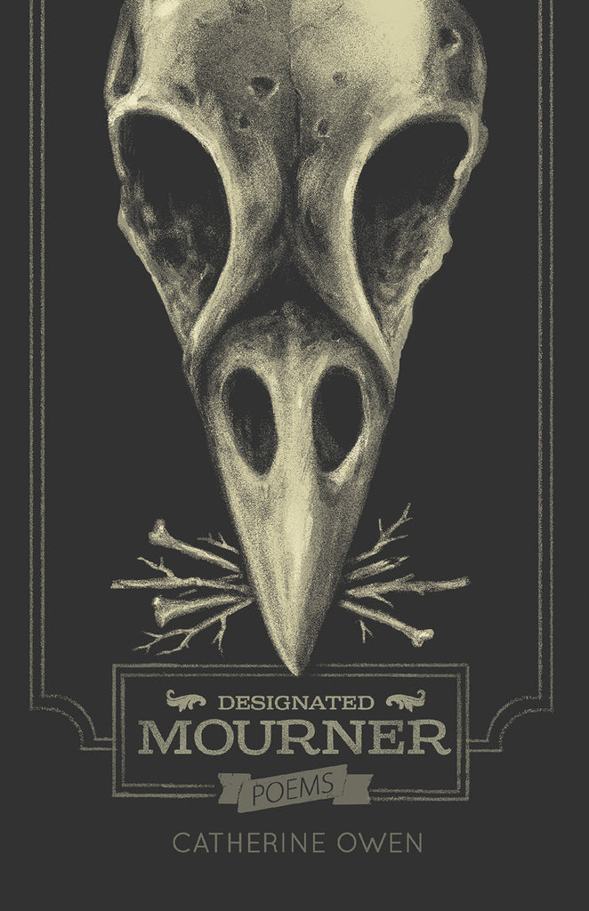 Designated Mourner - ECW Press