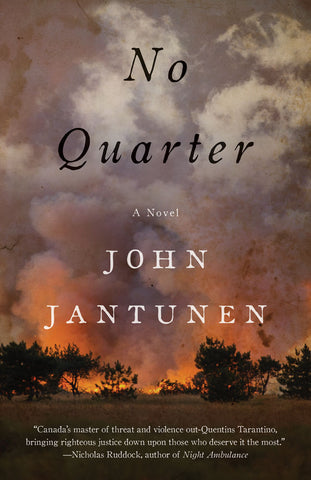 No Quarter by John Jantunen, ECW Press