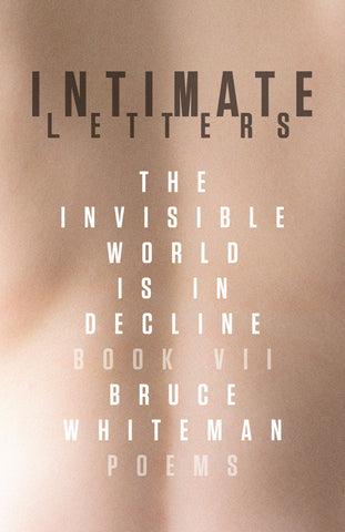 Intimate Letters: The Invisible World Is in Decline, Book VII - ECW Press