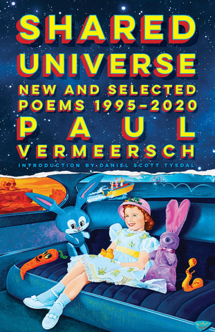 Shared Universe by Paul Vermeersch, ECW Press
