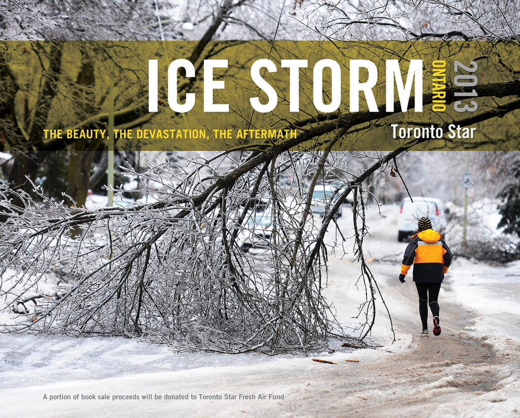 Ice Storm, Ontario 2013 by , ECW Press