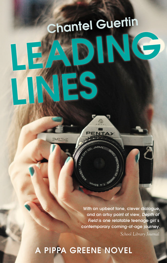 Leading Lines: A Pippa Greene Novel - ECW Press