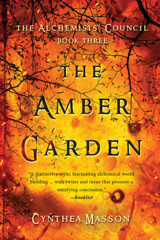 The Amber Garden by Cynthea Masson, ECW Press