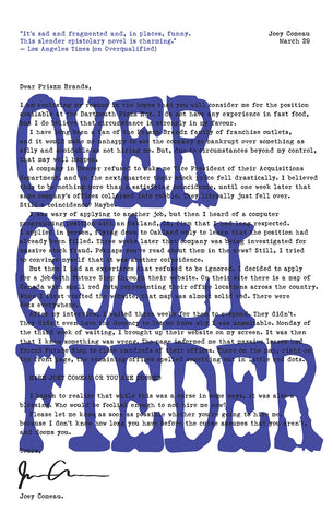 Overqualifieder - ECW Press