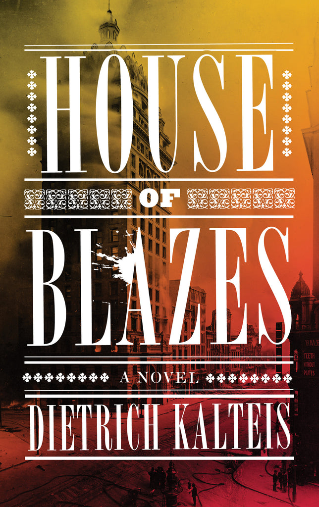 House of Blazes: A Novel - ECW Press