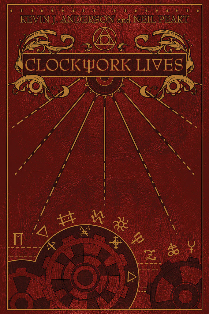 Clockwork Lives - ECW Press