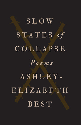 Slow States of Collapse - ECW Press