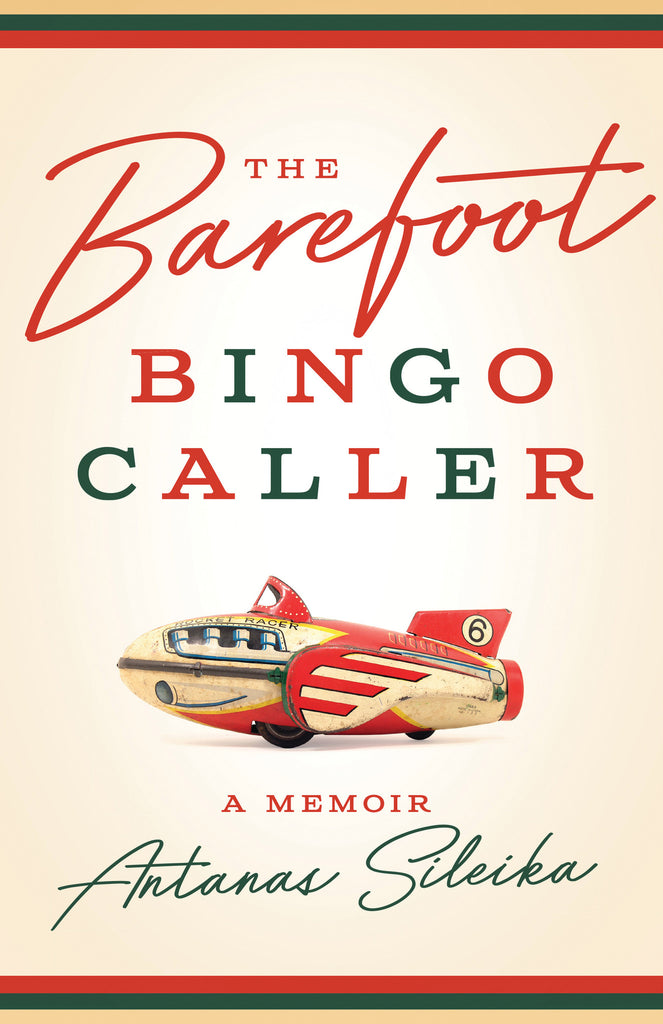 The Barefoot Bingo Caller: A Memoir - ECW Press