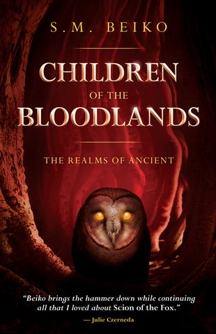 Children of the Bloodlands by S.M. Beiko, ECW Press