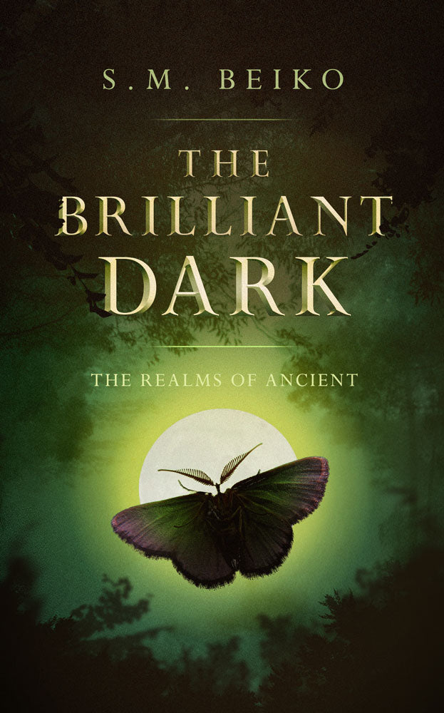 The Brilliant Dark by S.M. Beiko, ECW Press