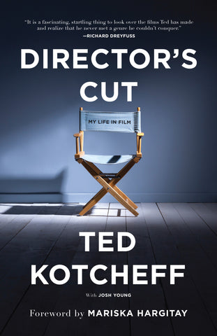 Director's Cut: My Life in Film - ECW Press
