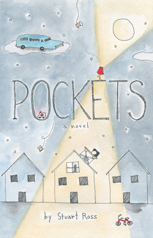 Pockets by Stuart Ross, ECW Press