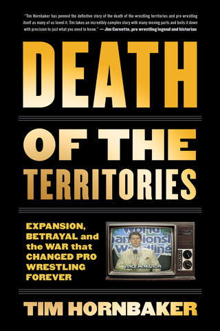 Death of the Territories by Tim Hornbaker, ECW Press
