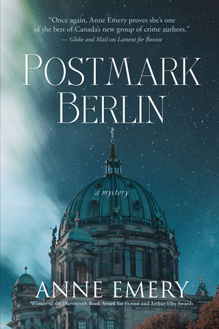 Postmark Berlin by Anne Emery, ECW Press