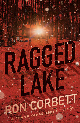 Ragged Lake by Ron Corbett, ECW Press