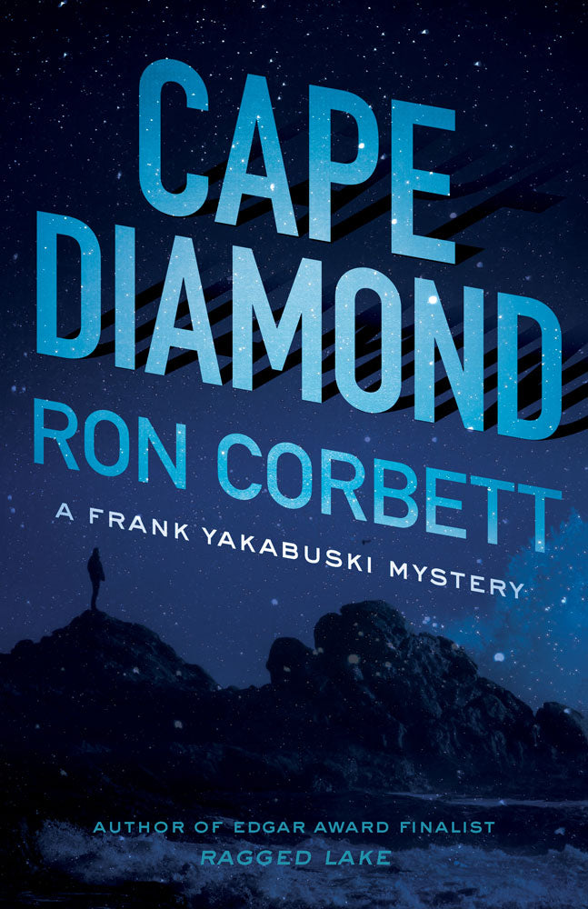 Cape Diamond by Ron Corbett, ECW Press