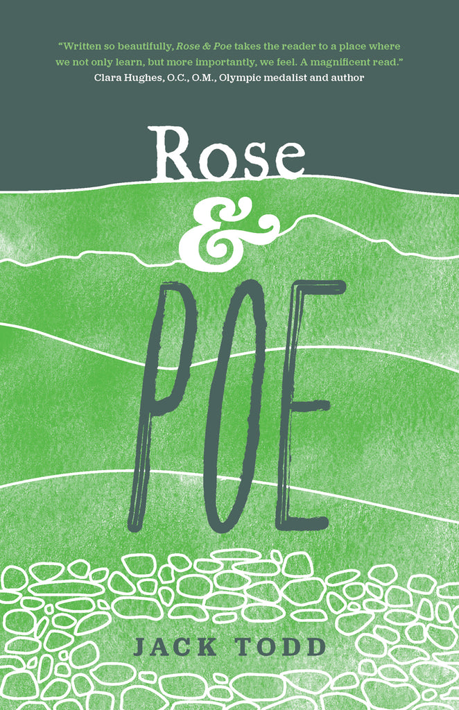 Rose & Poe by Jack Todd, ECW Press