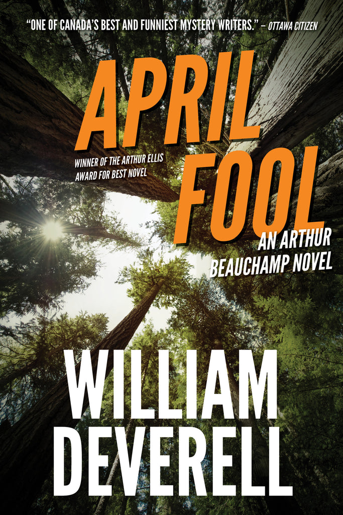 April Fool by William Deverell, ECW Press