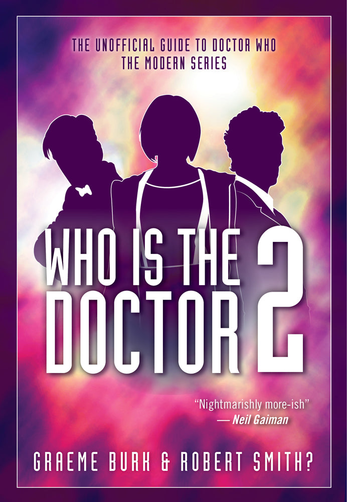 Who Is The Doctor 2 by Graeme Burk and Robert Smith?, ECW Press