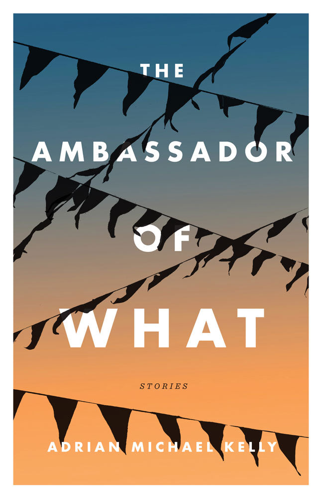 Ambassador of What, The by Adrian Michael Kelly, ECW Press