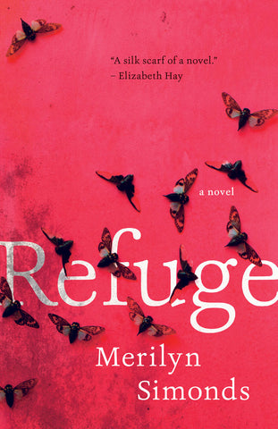 Refuge by Merilyn Simonds, ECW Press