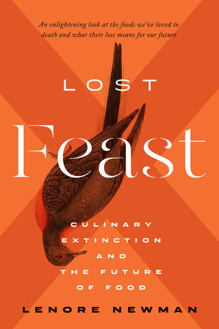 Lost Feast by Lenore Newman, ECW Press