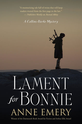 Lament for Bonnie (A Collins-Burke Mystery) by Anne Emery, ECW Press