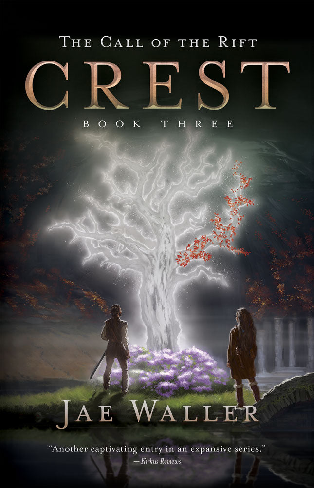 The Call of the Rift: Crest by Jae Waller, ECW Press