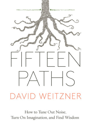 Fifteen Paths by David Weitzner, ECW Press