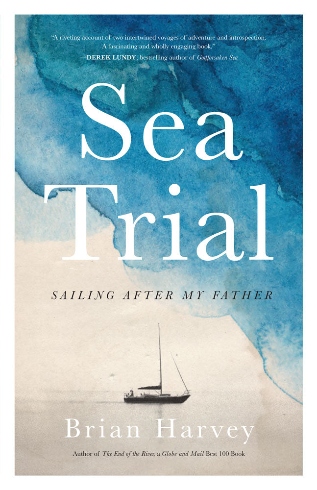 Sea Trial by Brian Harvey, ECW Press